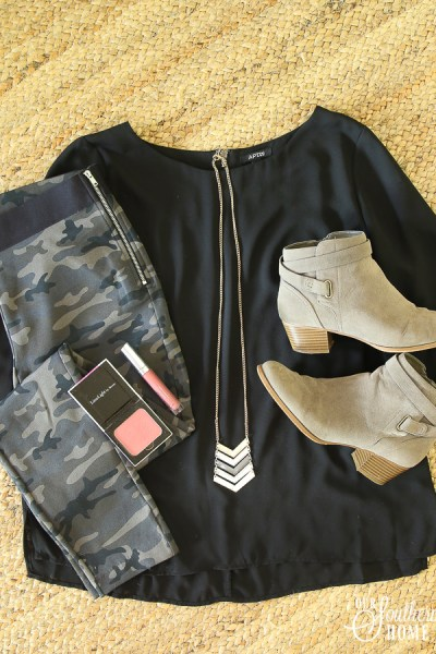 Camo Style for Fall