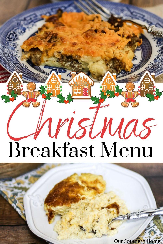 grits casserole and breakfast casserole