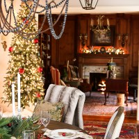 Christmas Dining Room 2018