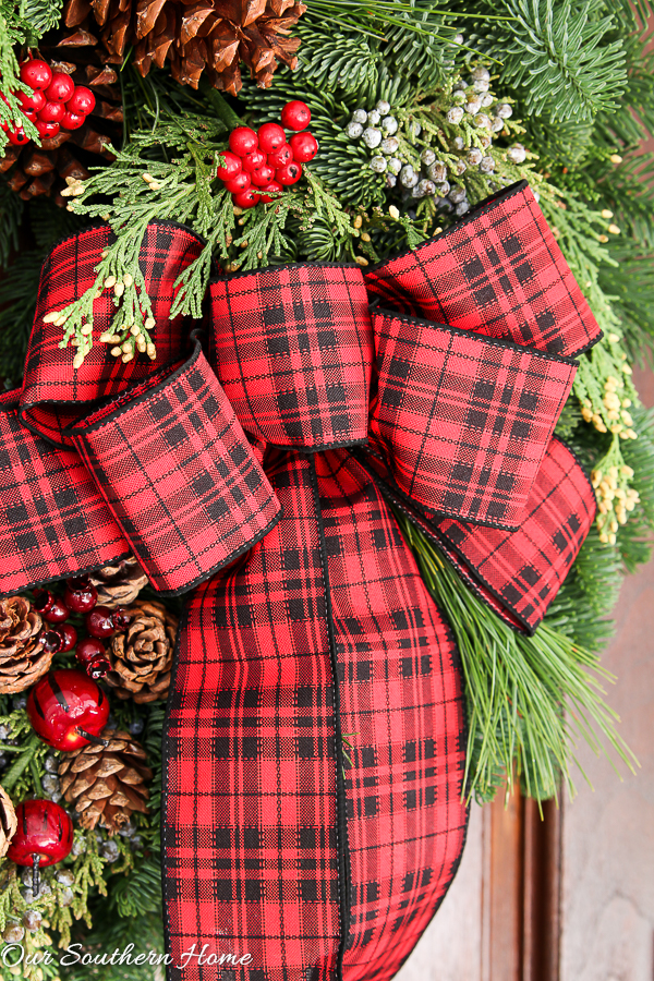 Lynch Creek Farm Wreath GIVEAWAY through Our Southern Home #sp