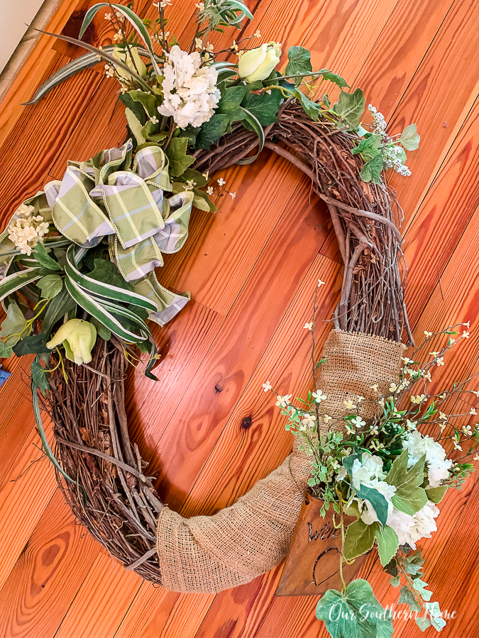 old wreath