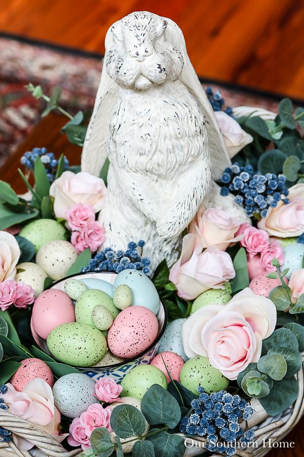 Simple Easter Centerpiece