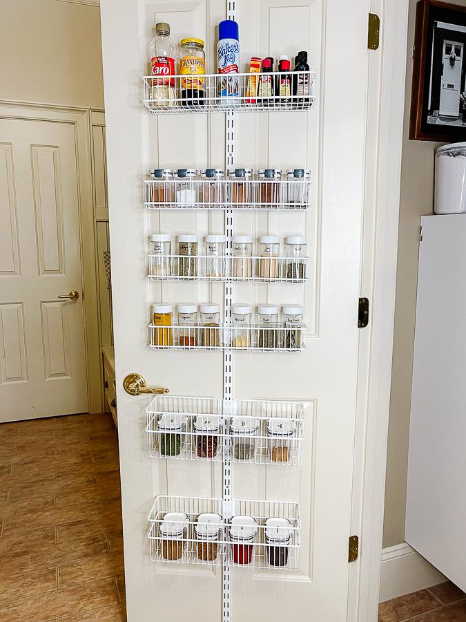 door rack for spices