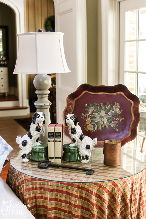 French Farmhouse Fall tour with an eclectic mix of new, budget, high end, antique and thrift store finds!