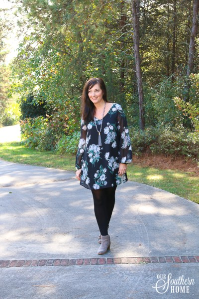 Favorite Florals for Fall – Fashion and Home