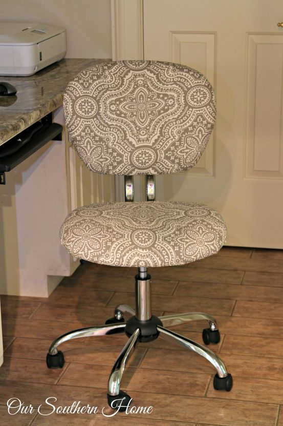 chair in a mudroom