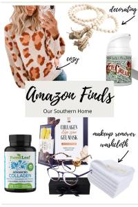 amazon purchases from sweaters to supplements and eye cream