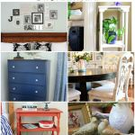 10+ simple beginner paint projects to try this weekend via Our Southern Home
