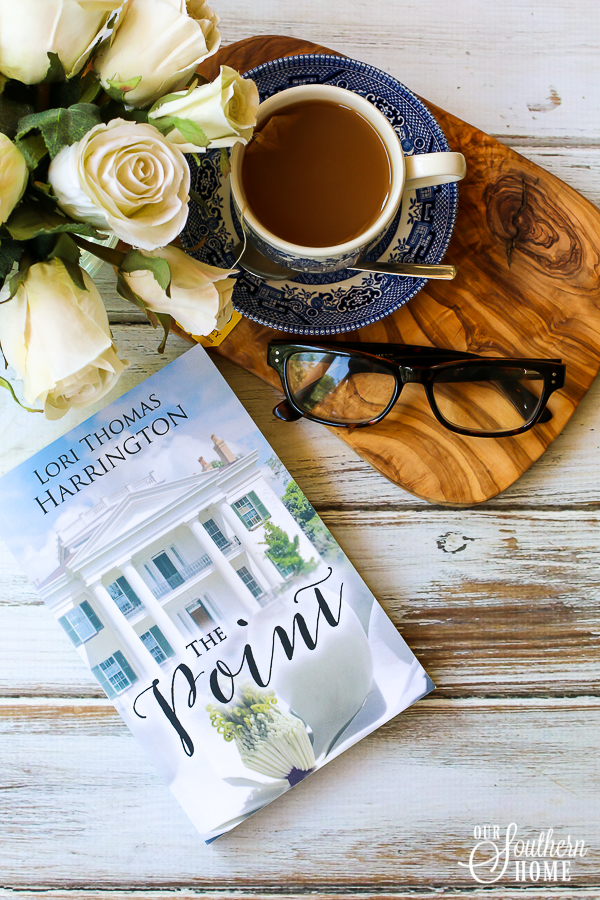 I love a great southern romance novel! The Point is so good!