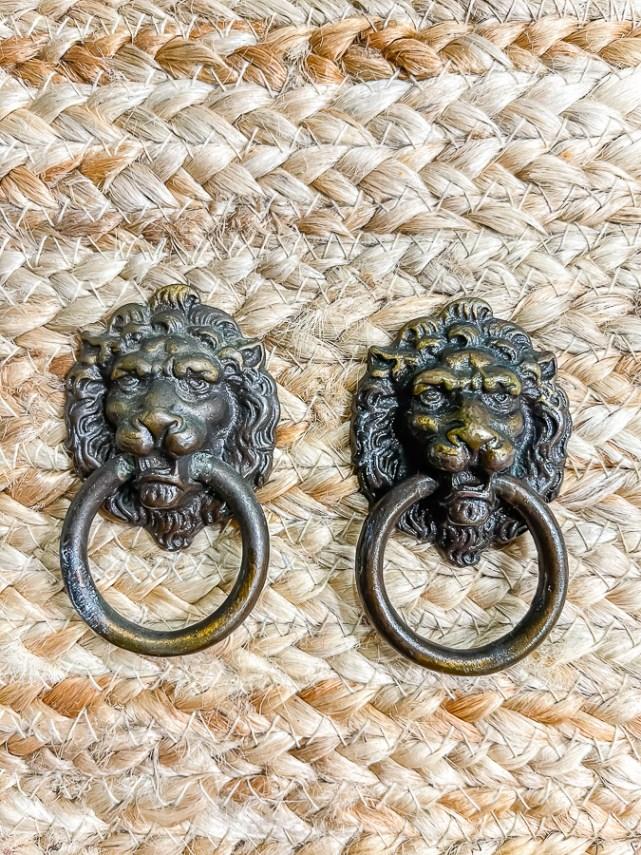 lion head hardware