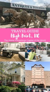 Travel Guide:  High Point, NC