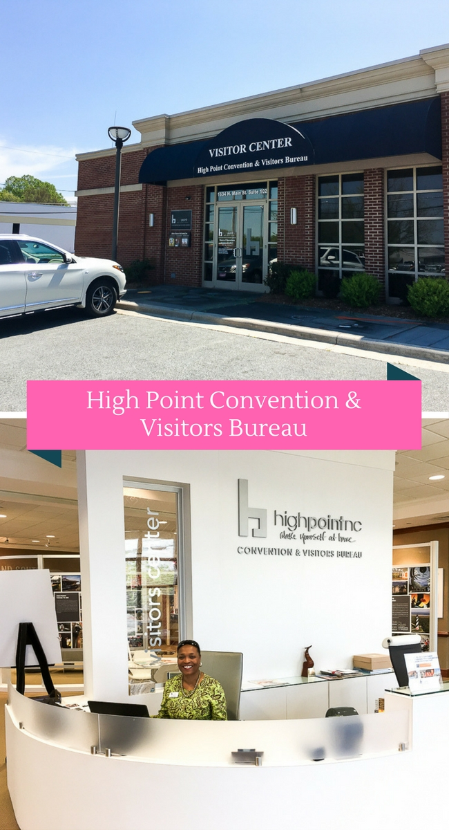 Travel Guide: High Point, NC- Tips for traveling to High Point, NC....the Home Furnishings Capital of the World! #furniture, #shopping, #interiordesign, #travel, #highpoint, #visitnc, #getaway, #furnishyourworld, #furnitureshopping #visithighpoint #ad