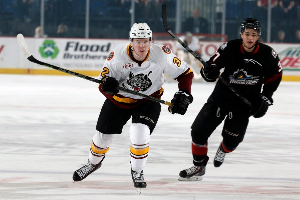 Chicago Wolves vs. Lake Erie Monsters - April 7, 2015 ...