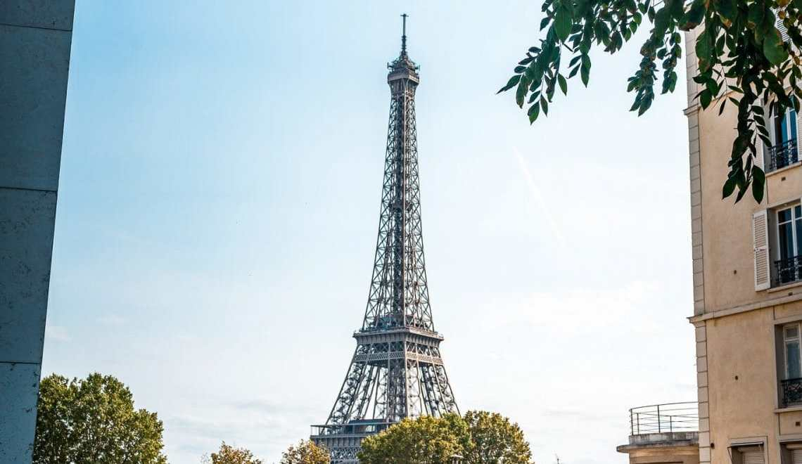 Best Hotels with an Eiffel Tower View from the Room