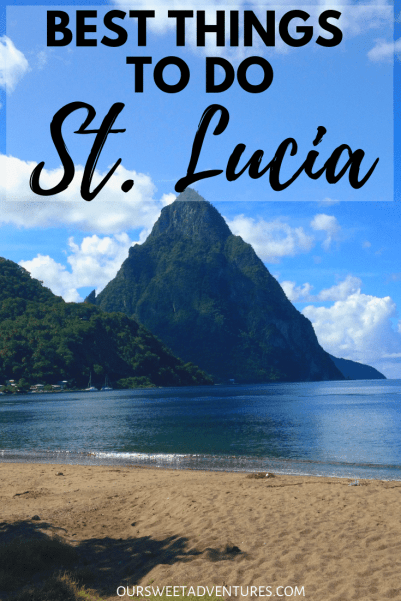 Best Things to do in St. Lucia