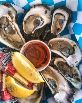 Chincoteague Salts Oysters