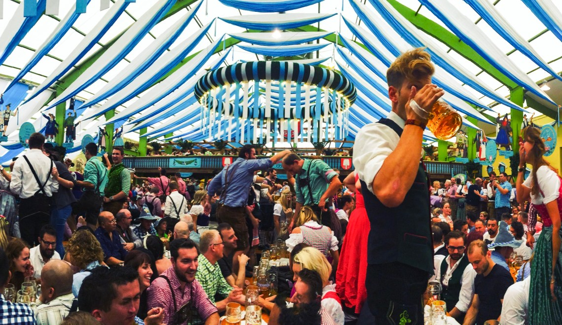 How to Have an Epic Time at Oktoberfest
