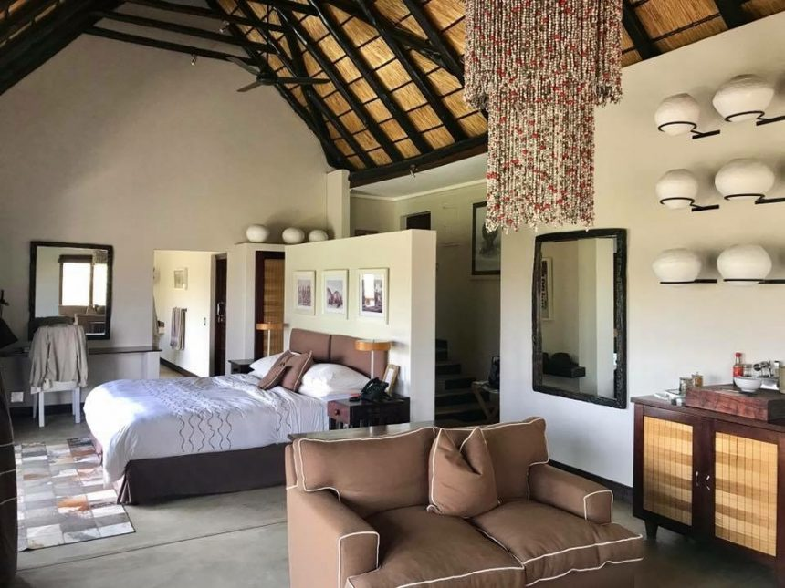 The Best Luxury Safari Resort – AndBeyond Phinda Mountain Lodge