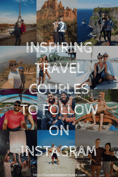 12 Inspiring travel couples to follow on instagram