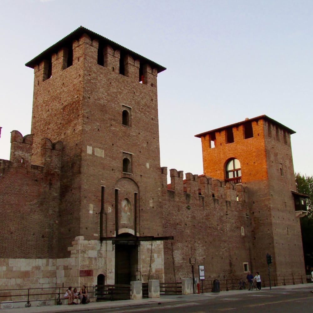 One day in Verona - Castelvecchio