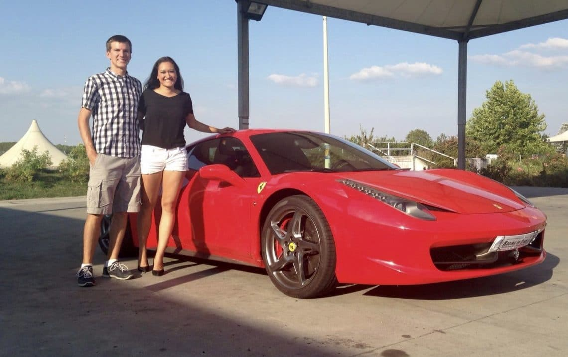 Driving a Ferrari in Italy - The Ultimate Ferrari Experience