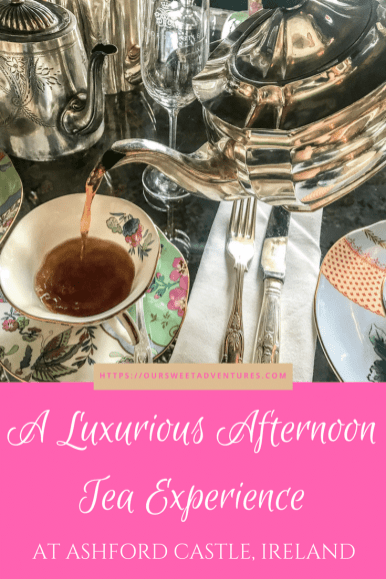 A Luxurious Afternoon Tea Experience