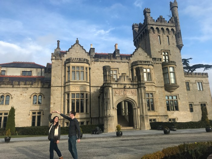 Donegal to Galway - Lough Eske Castle Hotel & Spa, Ireland Castle