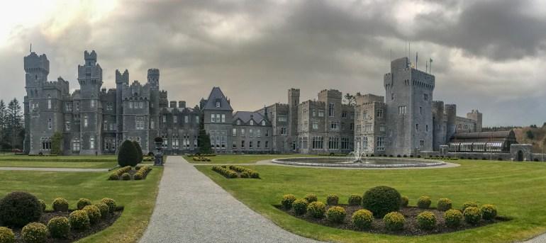 Donega to Ireland - Ashford Castle