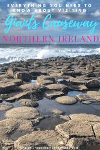 Dublin to the Causeway Coast - Everything you need to know about planning your trip to Giants Causeway in Northern Ireland #NorthernIreland #GiantsCauseway #UNESCO