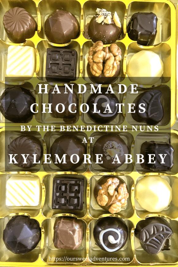 Kylemore Abbey Chocolate