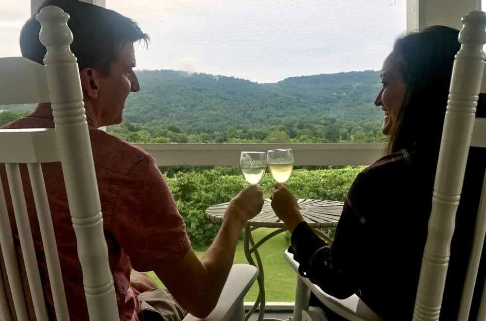 The Farmhouse at Veritas – A Romantic Getaway in Virginia's Wine Country