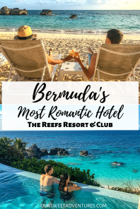 If you are looking for a romantic getaway in Bermuda, you have found the right place. the Reefs Resort & Club in Bermuda is the perfect hotel for couples. They have couples massages and the most romantic restaurant in Bermuda. We had the best anniversary trip here and highly recommend it to every couple.