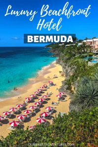 With so many beautiful hotel options in Bermuda, it is hard to choose, but The Reefs Resort & Club is without a doubt the best luxury beachfront hotel in Bermuda. It has luxurious accommodations, excellent service, delicious dining options, a private pink sand beach and more. It truly has everything you need.