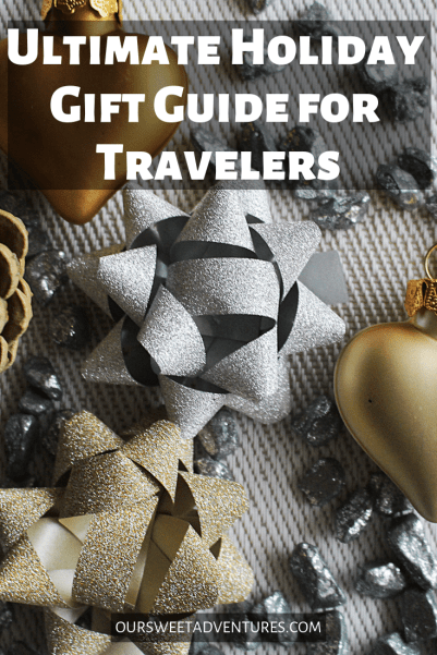 There is a special gift for every traveler in this ultimate gift guide. From photography, electronics, stocking stuffer, books and more - gift something inspirational and desirable for your special wanderer.