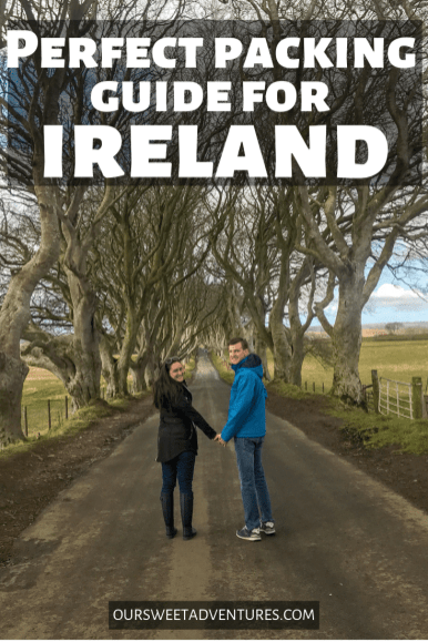 Planning a trip to Ireland? Trying to figure out what to pack for Ireland? Look no further, I have all the information you need to be prepared and have the best trip to Ireland. You will find the best rain boots, jackets, and essentials imaginable. So check out my Lucky Packing Guide for Ireland.