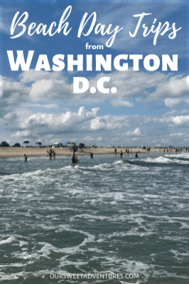 There are several beautiful beaches across three states to visit from Washington D.C. These beaches are the perfect summer getaway. Or simply just a great day trip from Washington D.C.