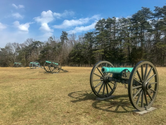 Manassas Battlefield is where two of the greatest American Civil War battles took place. The First and Second Battle of Bull Run.
