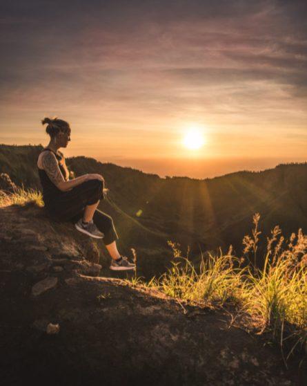 Mount Batur Bali Sunrise