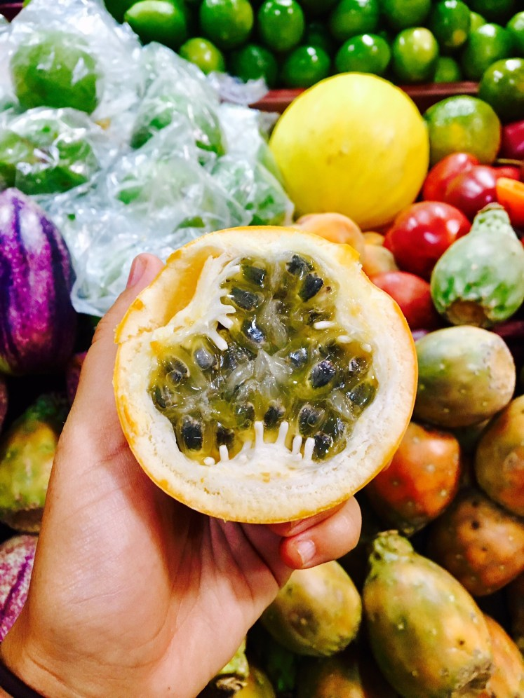 Fresh and funky fruits, packed full of flavour!