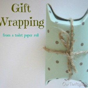 DIY Holiday Gift Wrapping