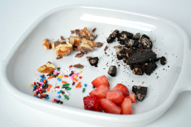 Homemade Ice Cream in a Jar