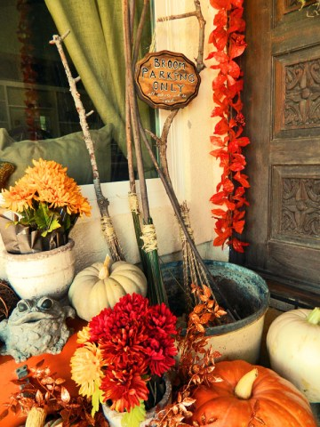 Halloween Porch Ideas