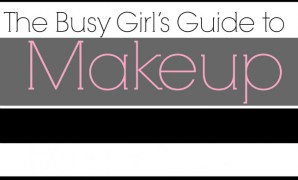 {Giveaway} The Busy Girl's Guide to Makeup + Sephora Gift Card