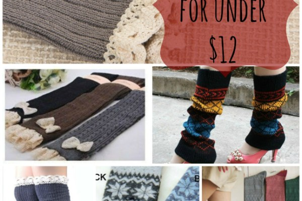 {Deal Shopping} Boot Socks
