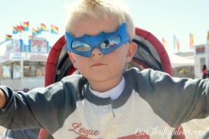 Dragon Glasses for Little Boys