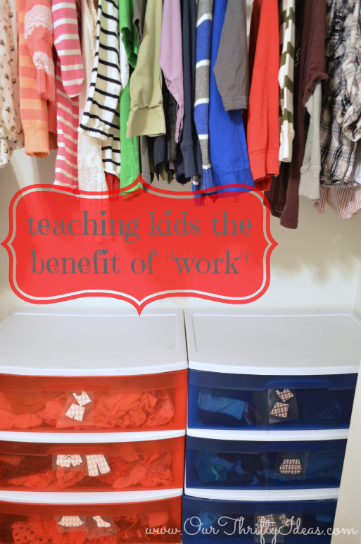 Teaching your kids the benefit of work with cottonelle #cottonelleholiday #ad #pmedia 3