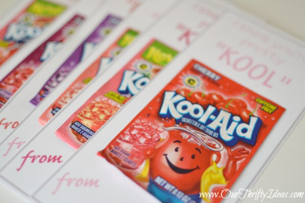 "{Printable} I think you're pretty ""KOOL"" Valentine - Our ..."