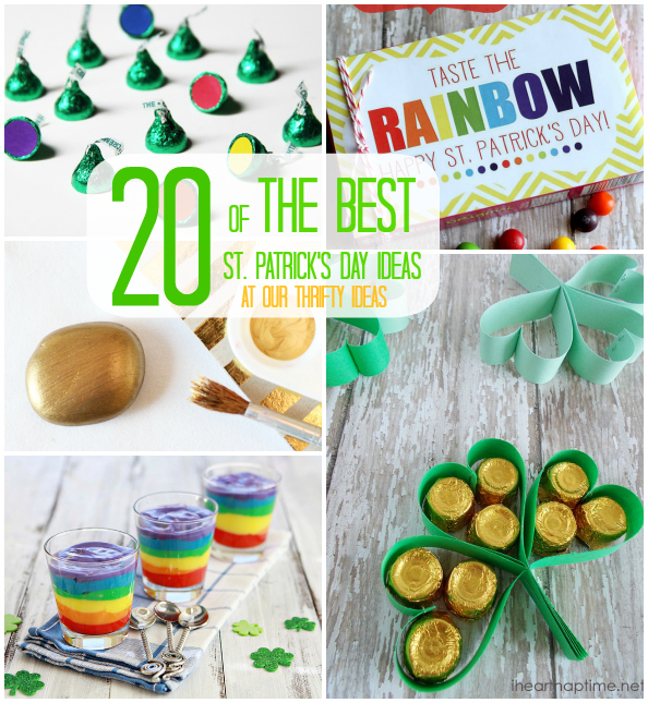#2 is my favorite!! Really cute and easy ideas