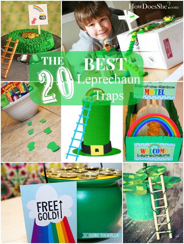 The 20 best leprechaun traps