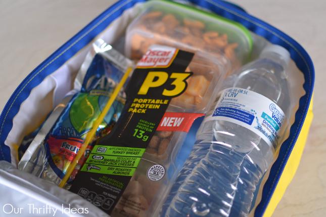 summertime snacks for mom and kids